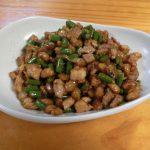 あさイチ「納豆と豚肉のピリ辛炒め」納豆嫌いを克服した孫成順のレシピが旨うま!
