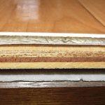底冷え対策 床下用の断熱材を床上にのせて二重床にしてみた
